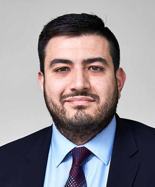 Adam Gomez, Associate